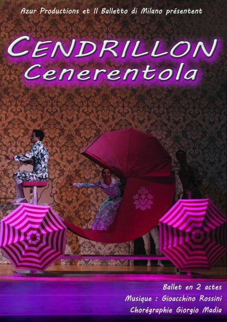 Cendrillon - Cenerentola